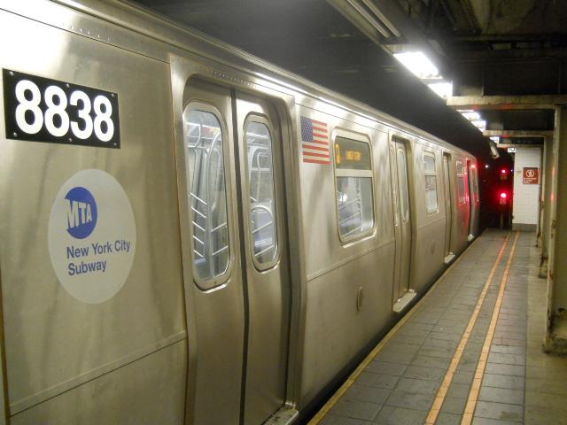 File:R160 Q Train at 57th Street jpg - Wikimedia Commons