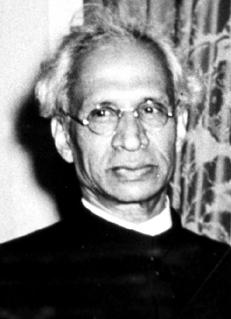 English: Photograph of Radhakrishnan taken at ...