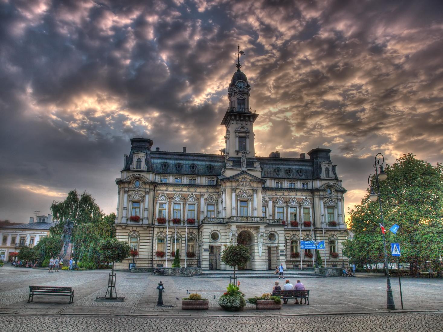 kantory Nowy Sącz