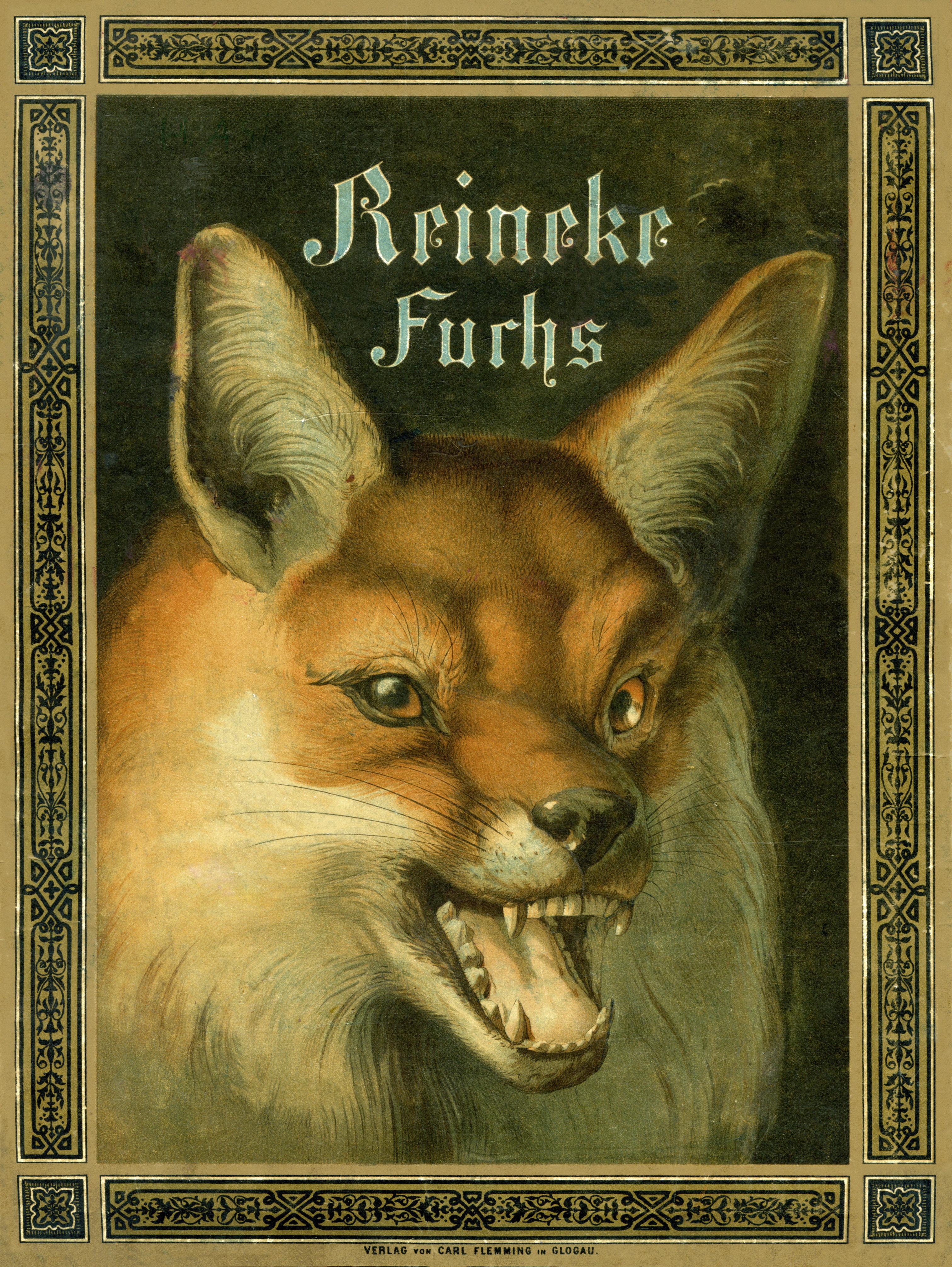 Reynard The Fox The Magicians Gif Marina Cat
