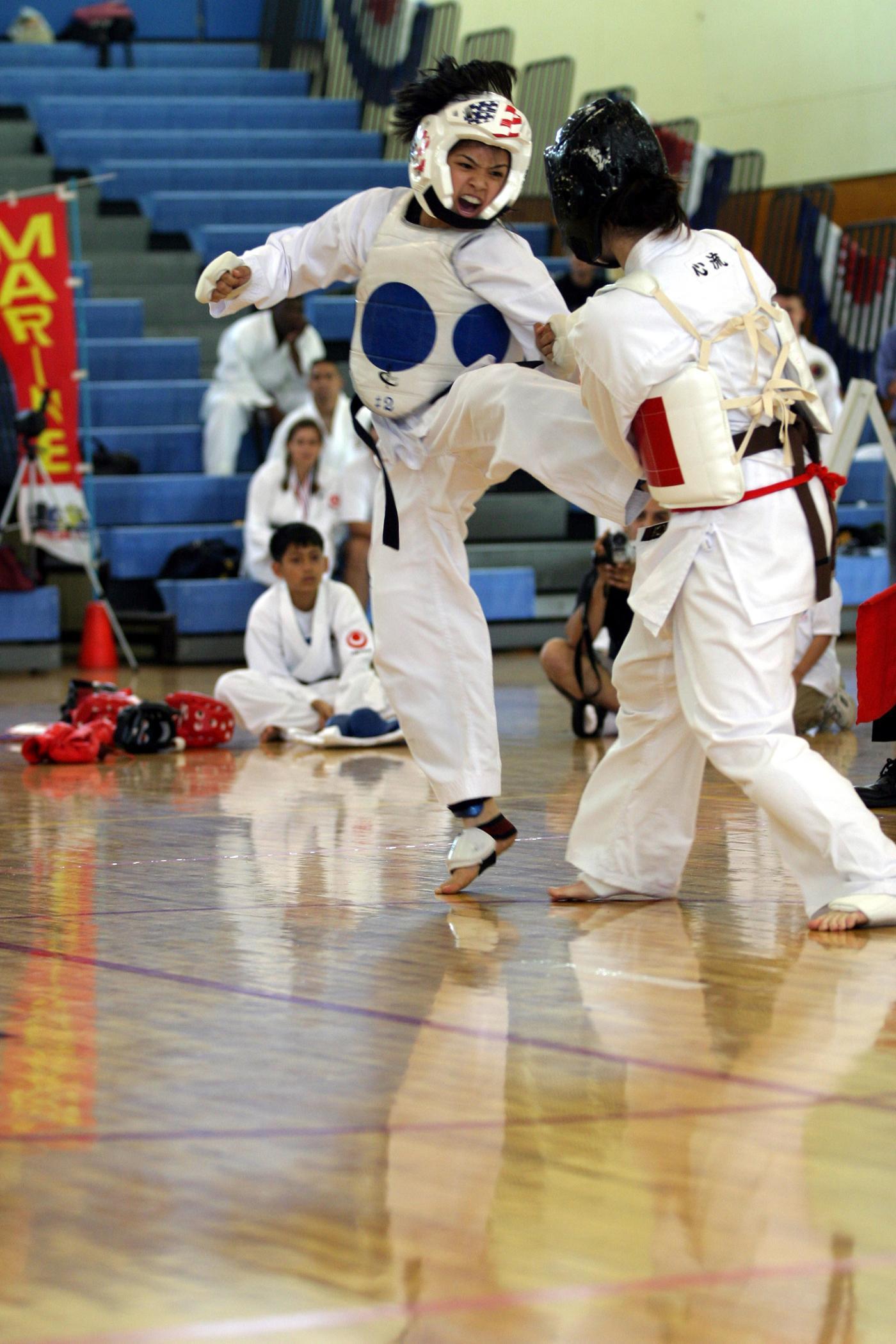 karate 2004: