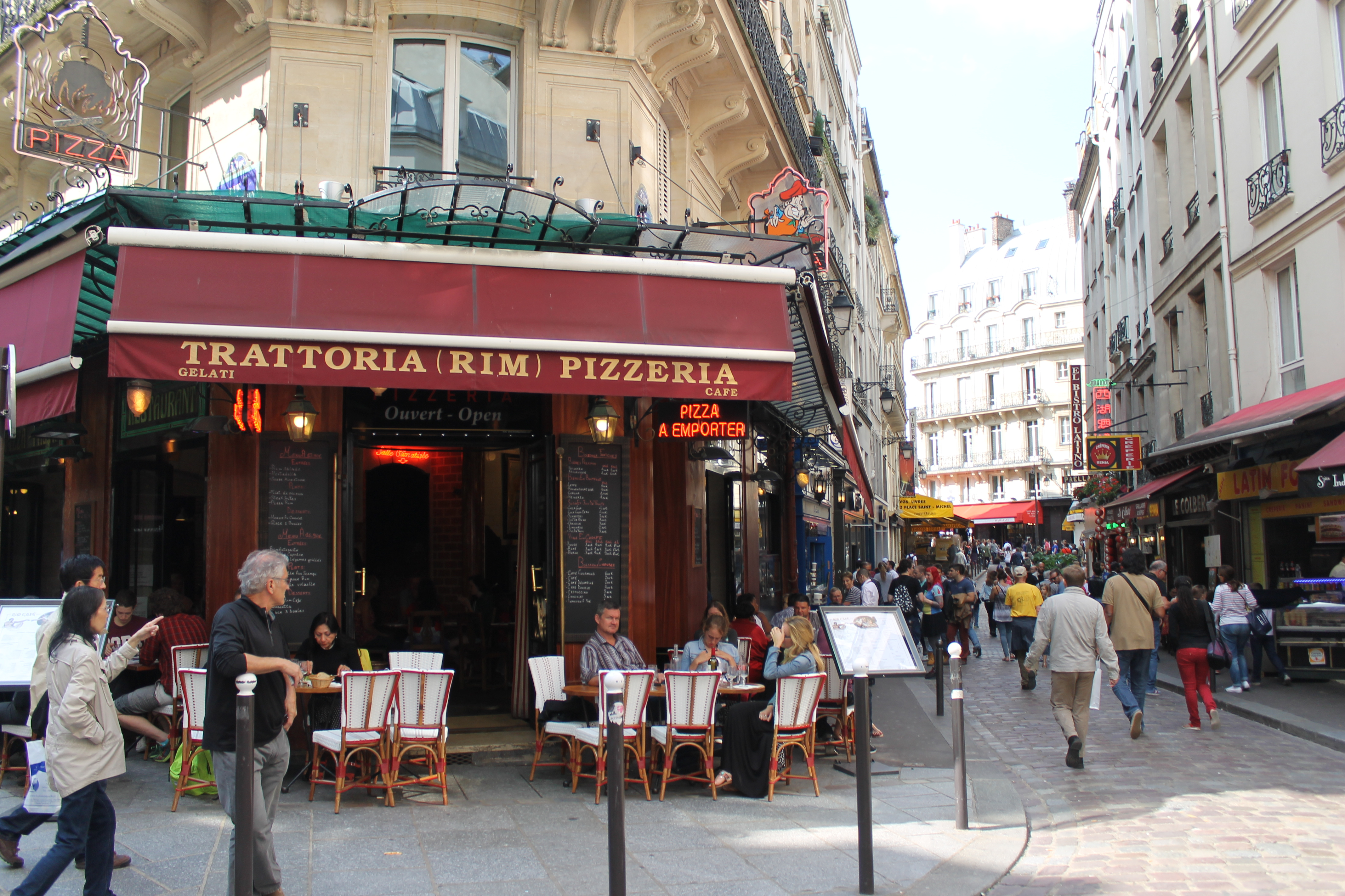Paris Hotel St Arrondibement