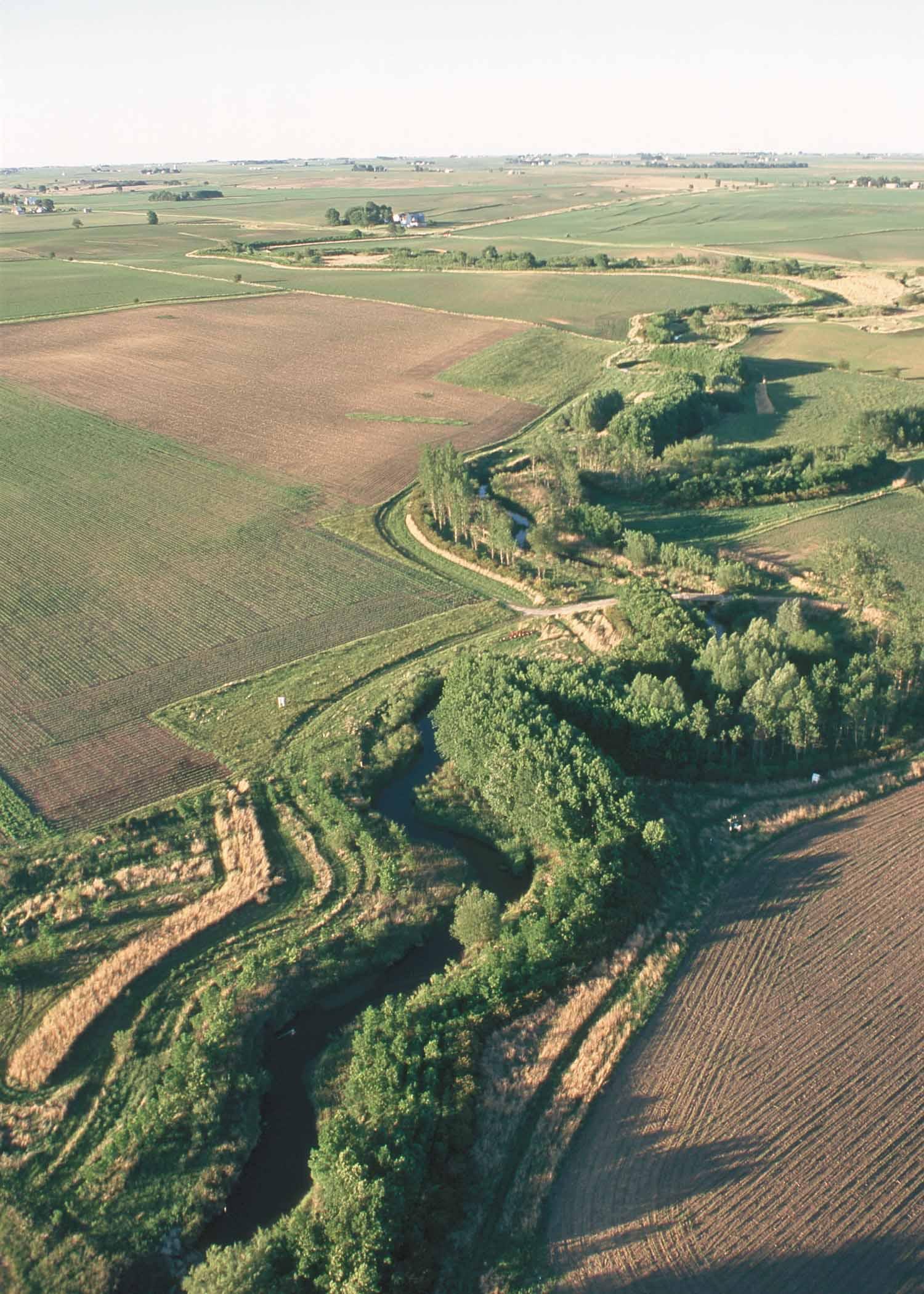 Riparian Buffer Zones Riparian Buffer
