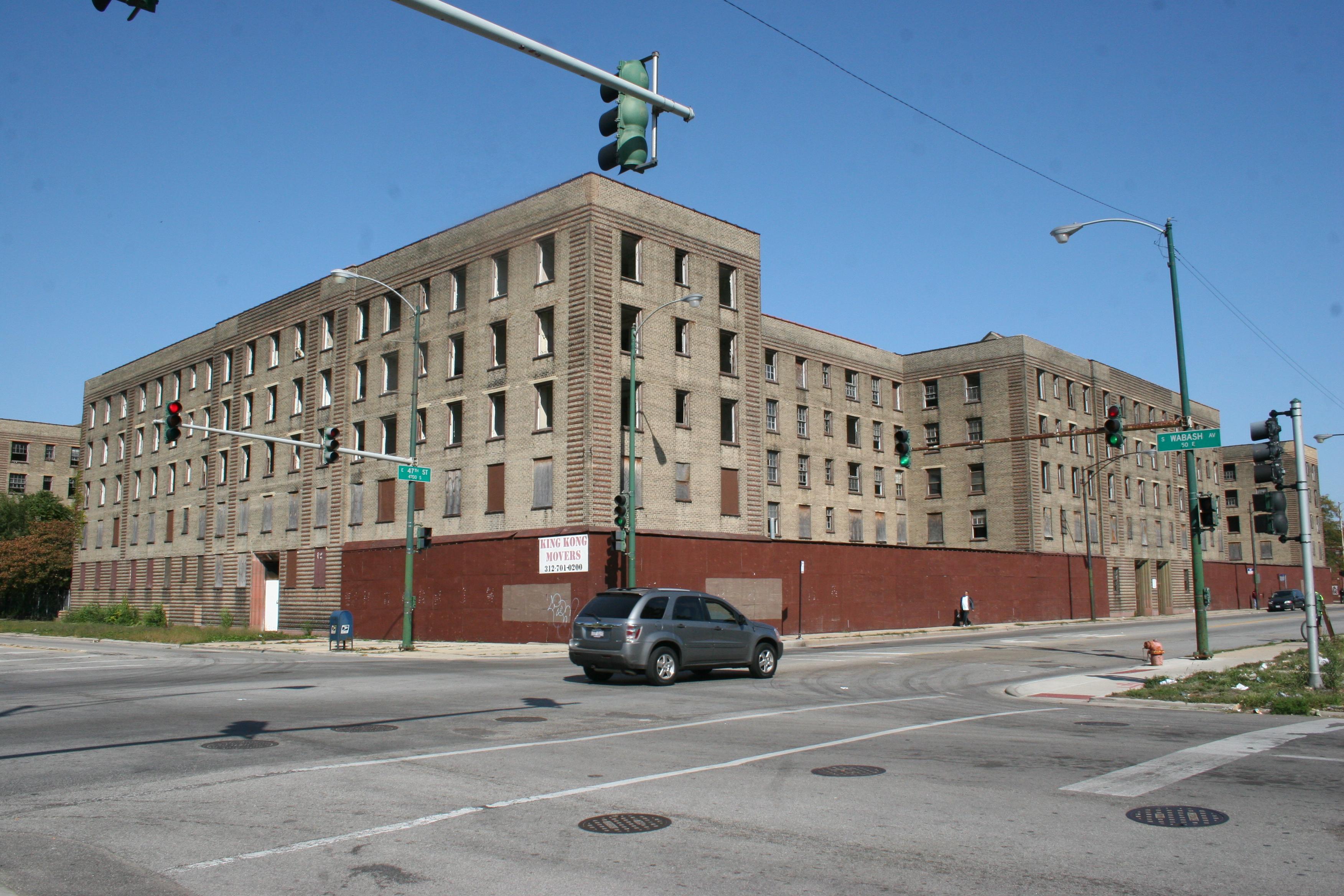 Michigan Boulevard Garden Apartments