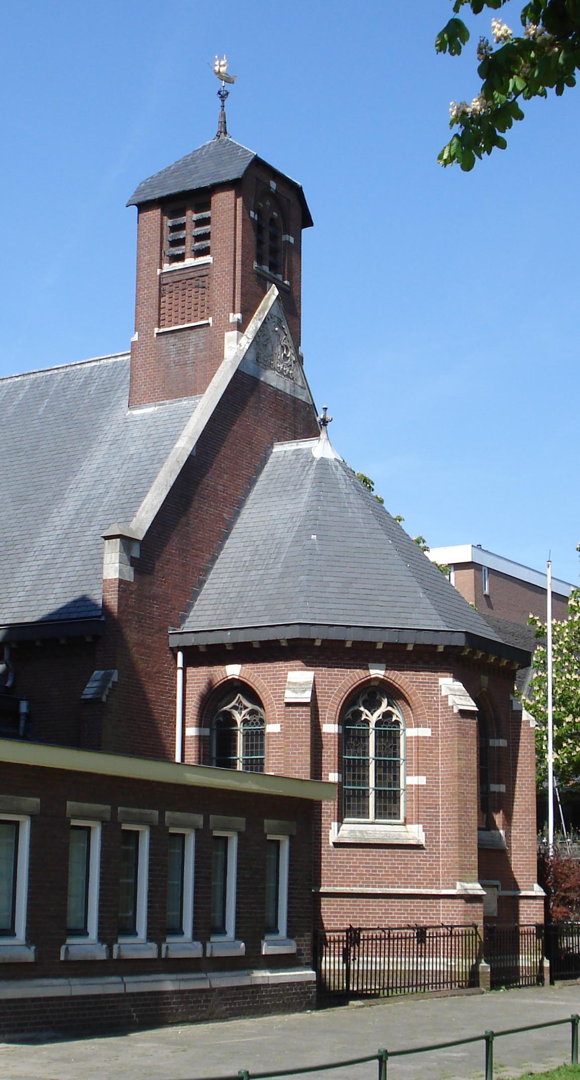 St Mary S Church Rotterdam Wikipedia