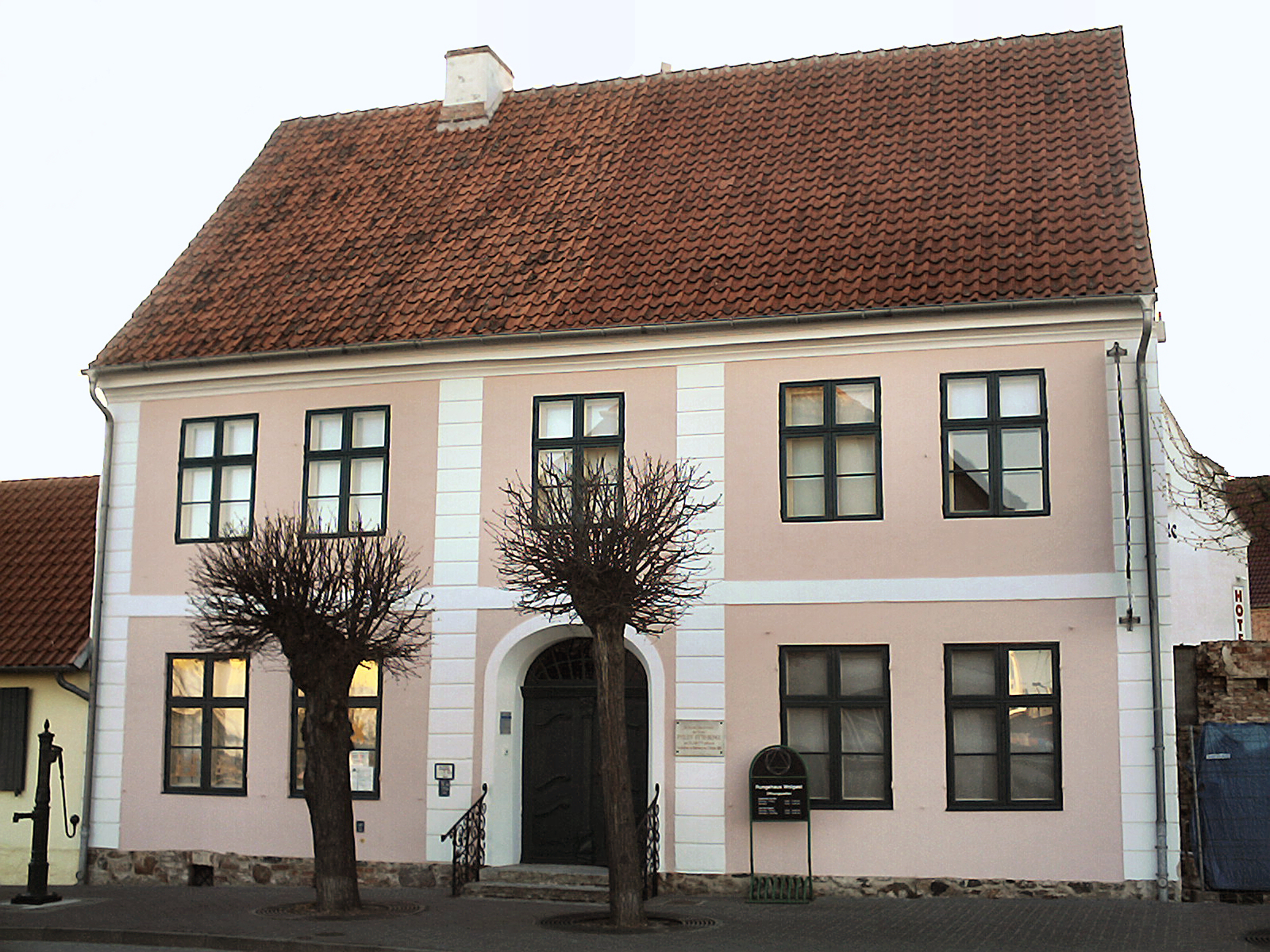 Rungehaus Wolgast