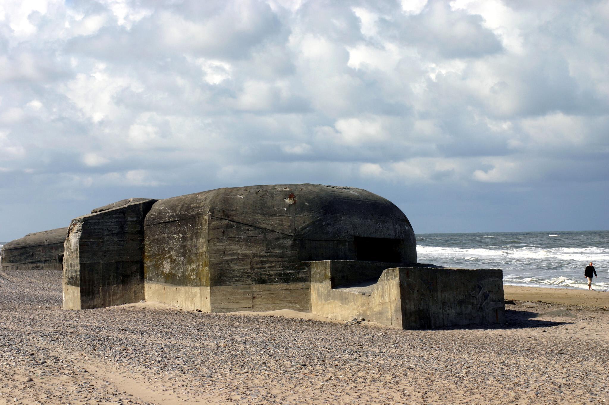 Bunker Englisch