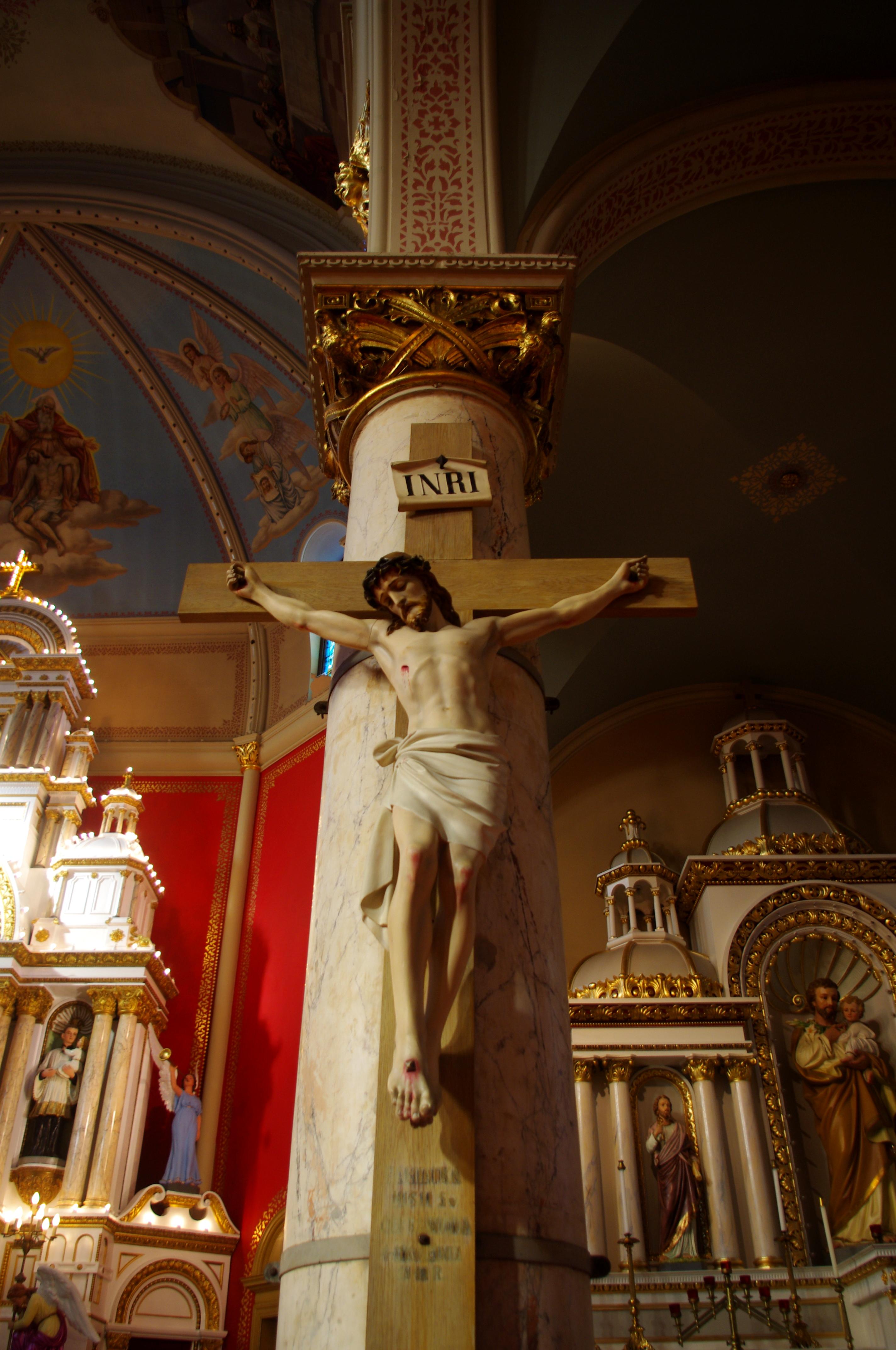 File:Saint Josaphat Catholic Church (Detroit, MI ...