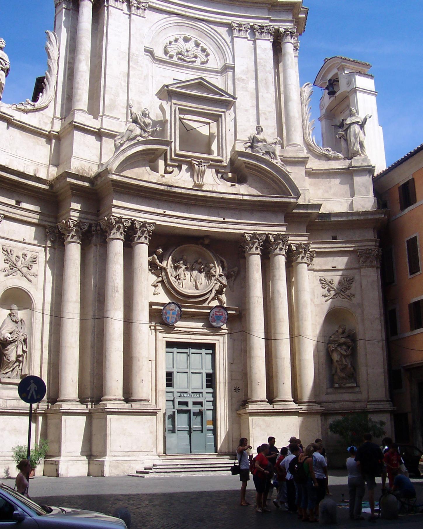 File san marcello al corso roma wikimedia commons for Corso grafica roma