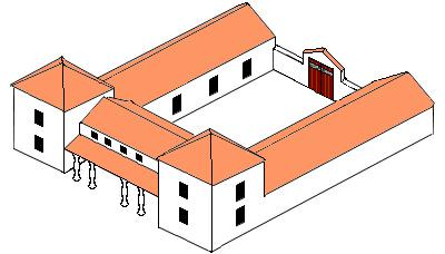Vila roma antiga wikip dia a enciclop dia livre for Casa classica villa medici