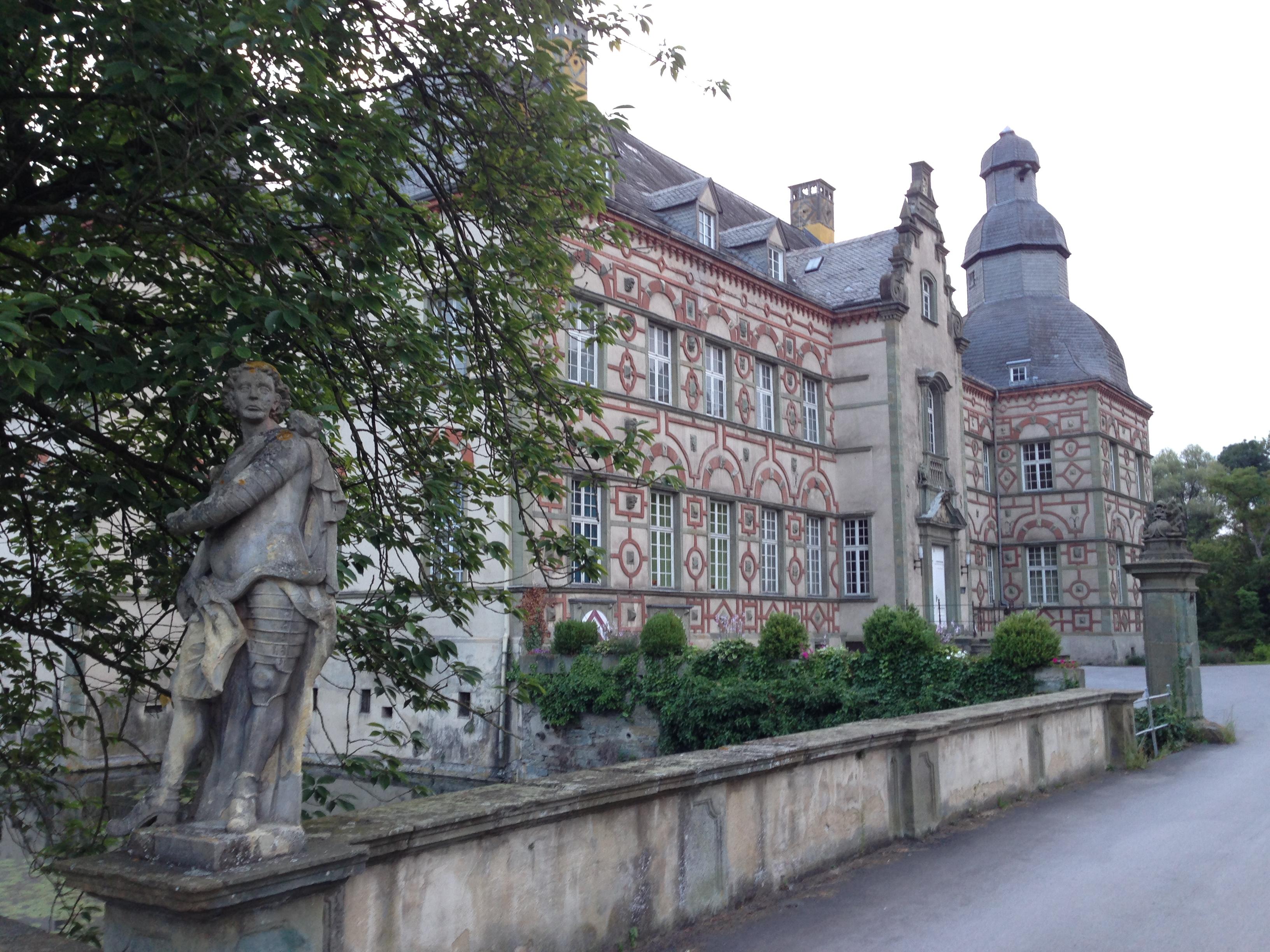 Schloss Overhagen