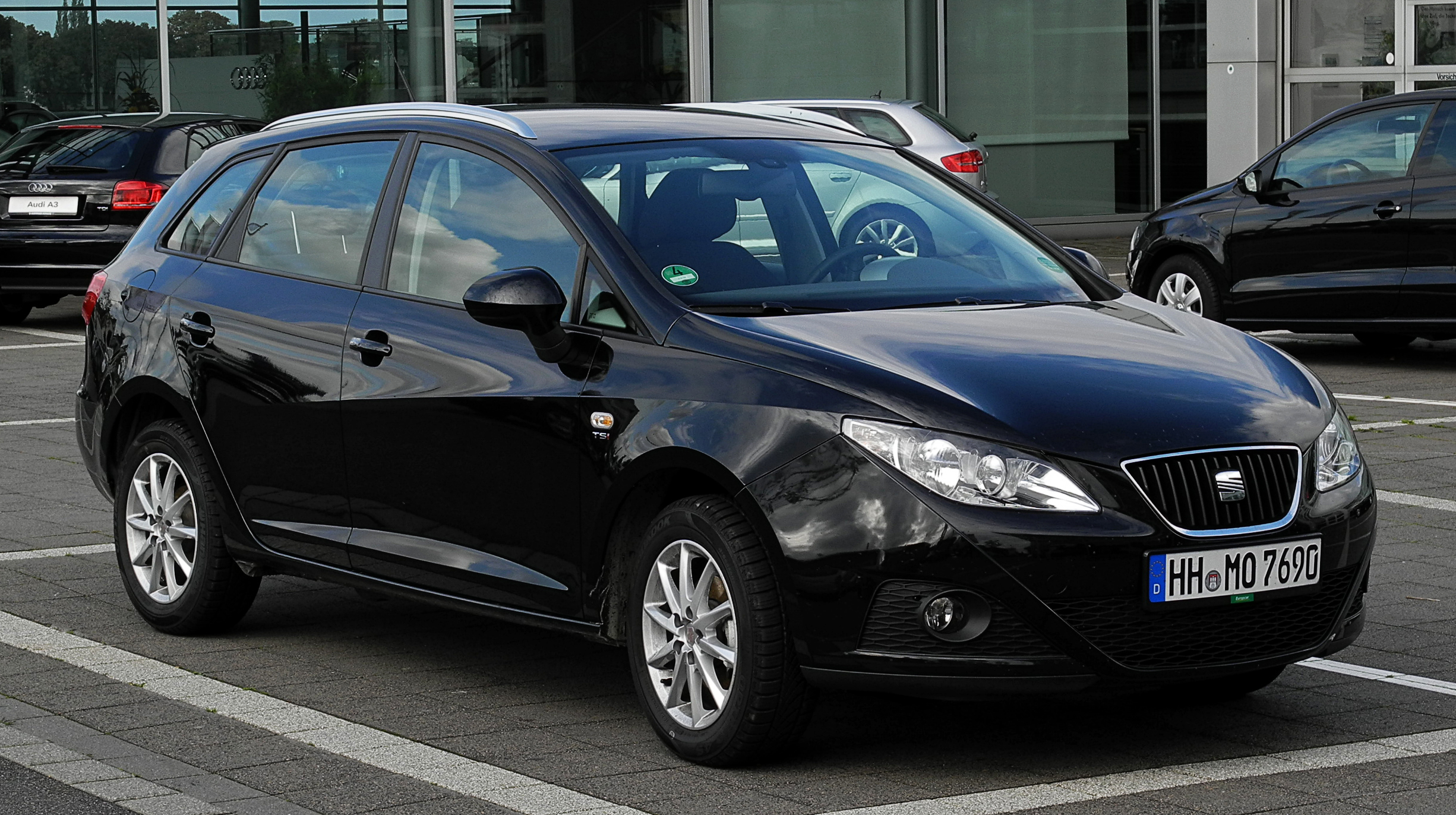 file seat ibiza st 1 2 tsi ecomotive style 6j. Black Bedroom Furniture Sets. Home Design Ideas