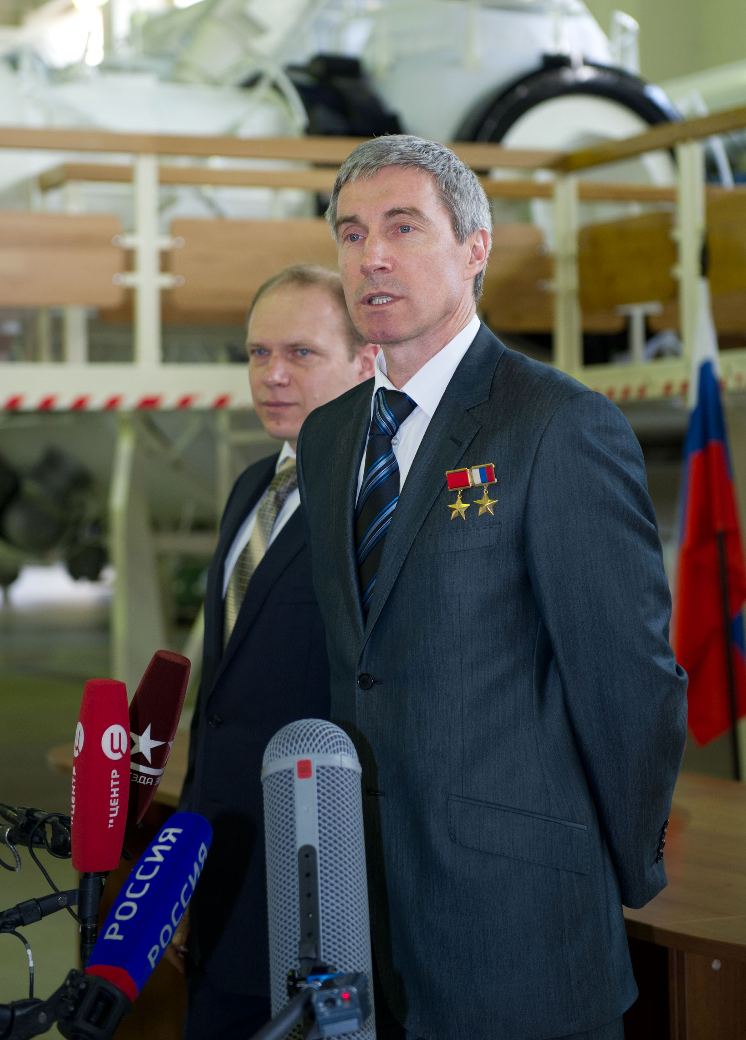 Sergey Krikalev - the most famous Russian cosmonaut after Gagarin, who was forgotten in space