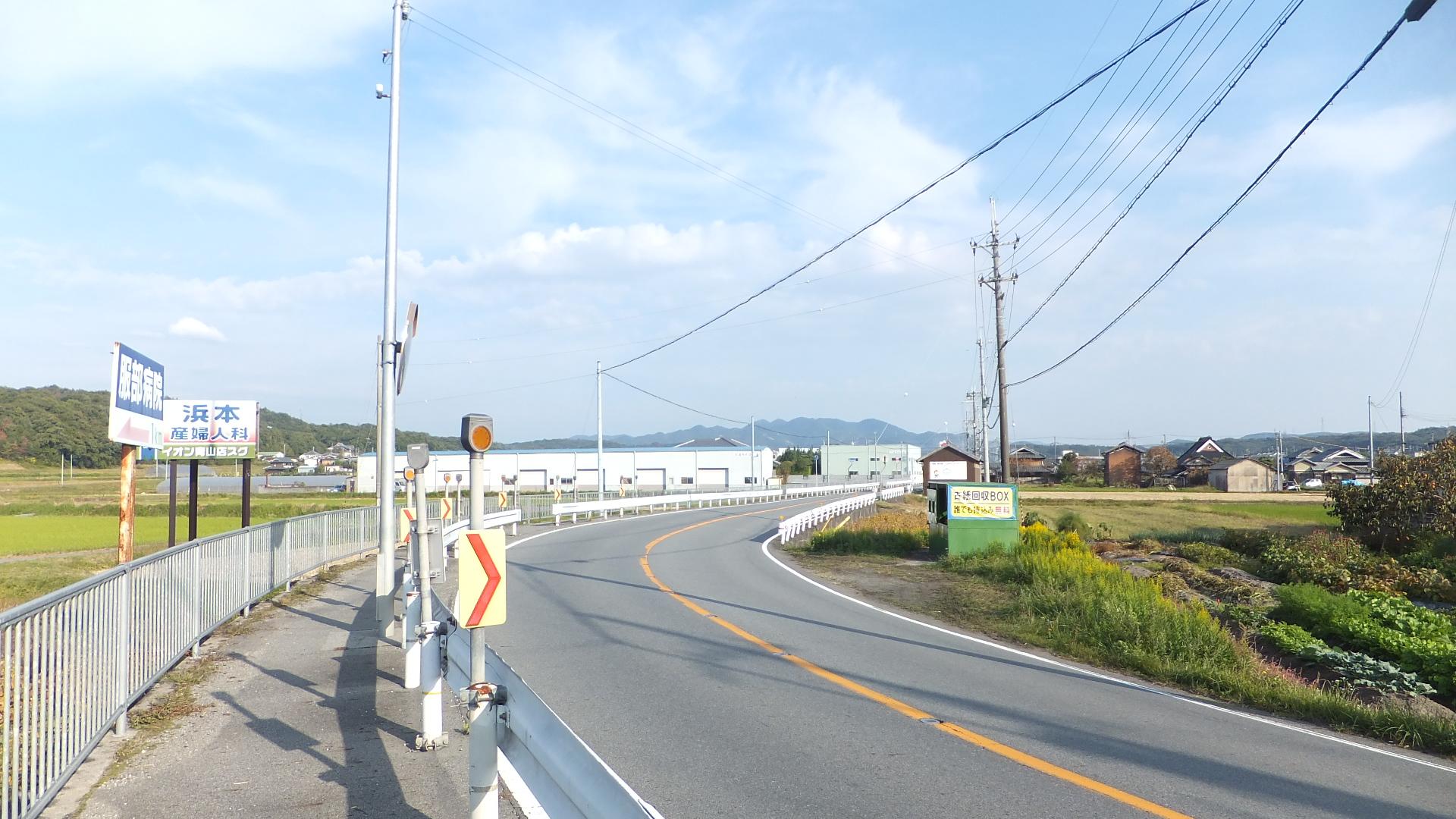 File Shijimitown Abuta Mikicity Hyogopref Hyogoprefecturtal Road