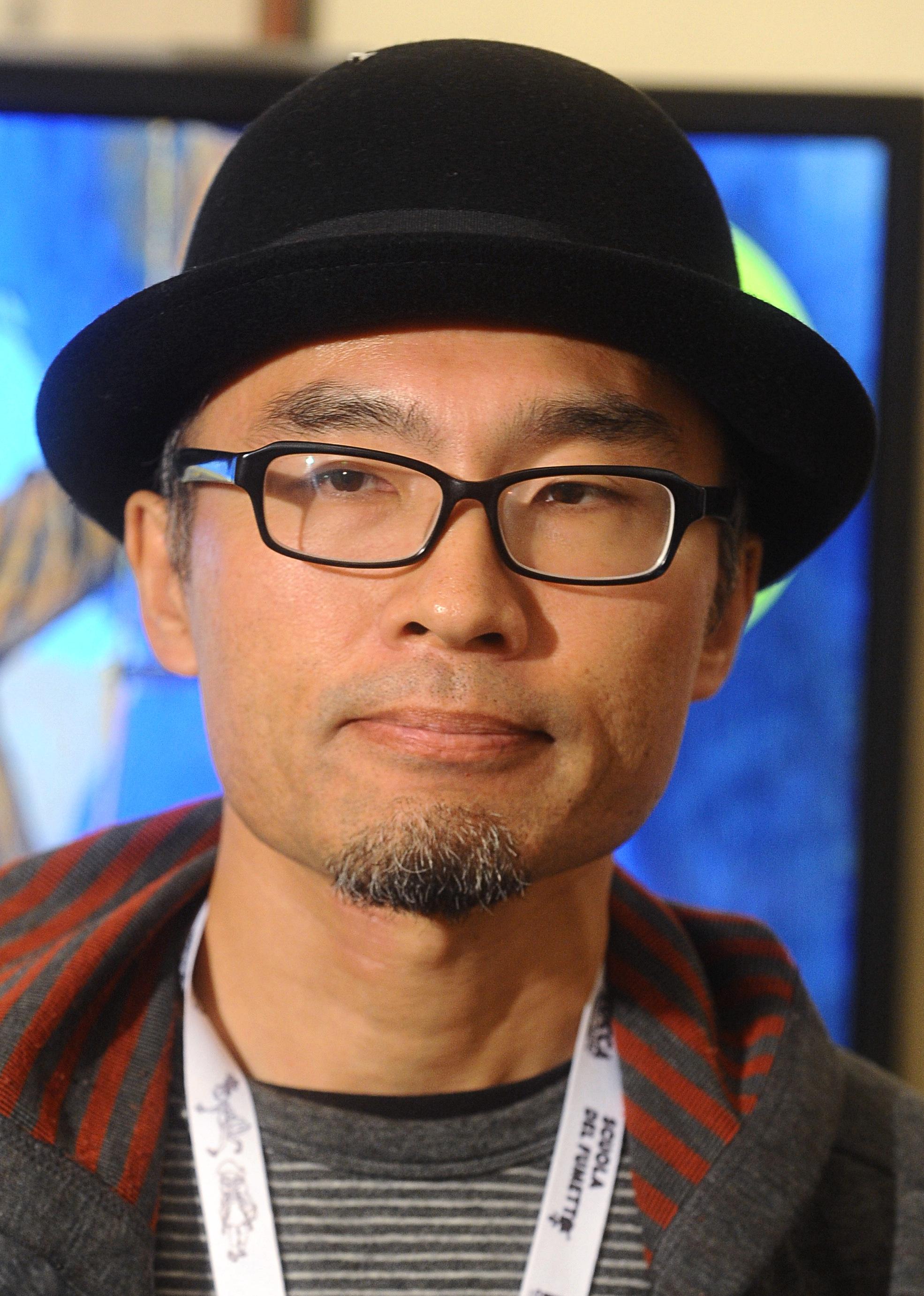 Picture of an author: Shintaro Kago