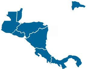 Mapa de los paises miembros del Sistema de Int...