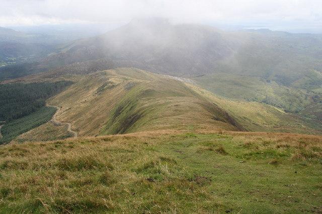 Spur off Nantlle Ridge - geograph.org.uk - 51670