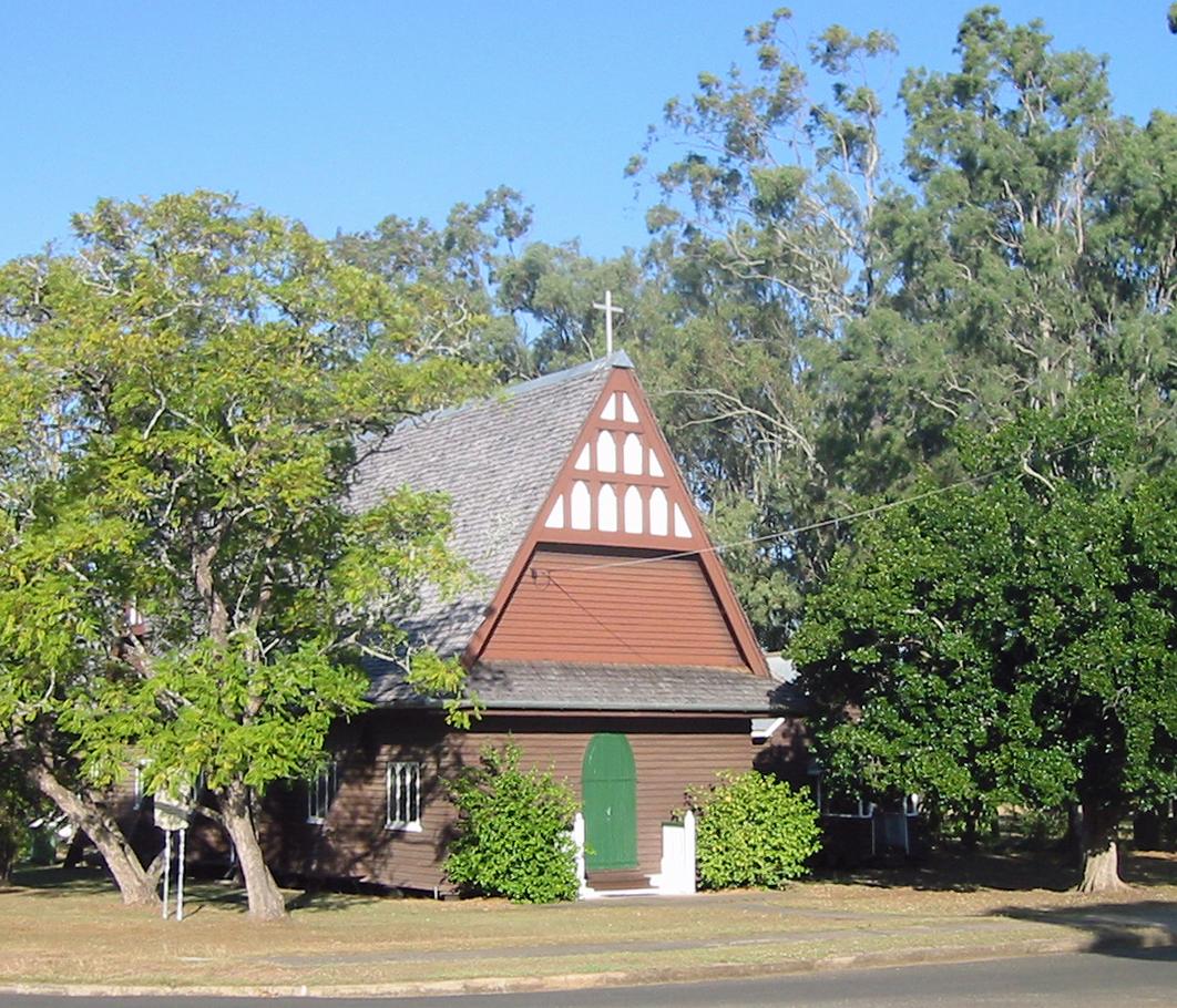 St. Andrew's Church, Toogoolawah