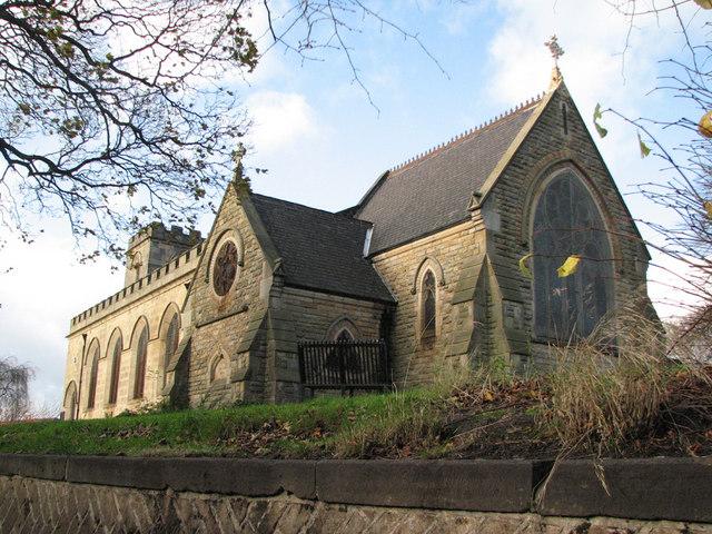 St Peter, Radford by-John-Sutton
