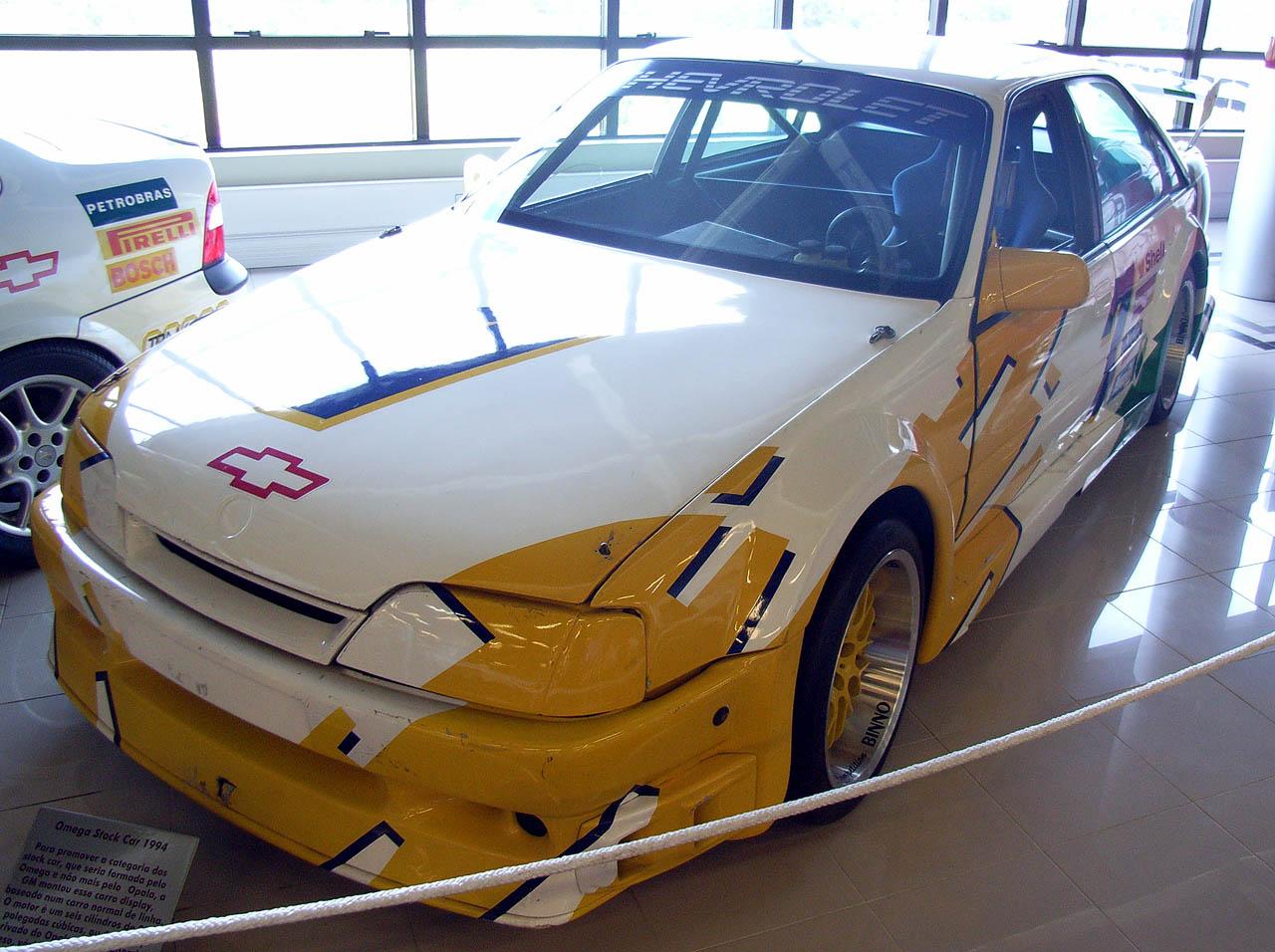 1000 Milhas Brasileiras - 1000 Miles in Brazil 3 Mods from that era Stock_Car_Brasil_1994_Chevrolet_Omega