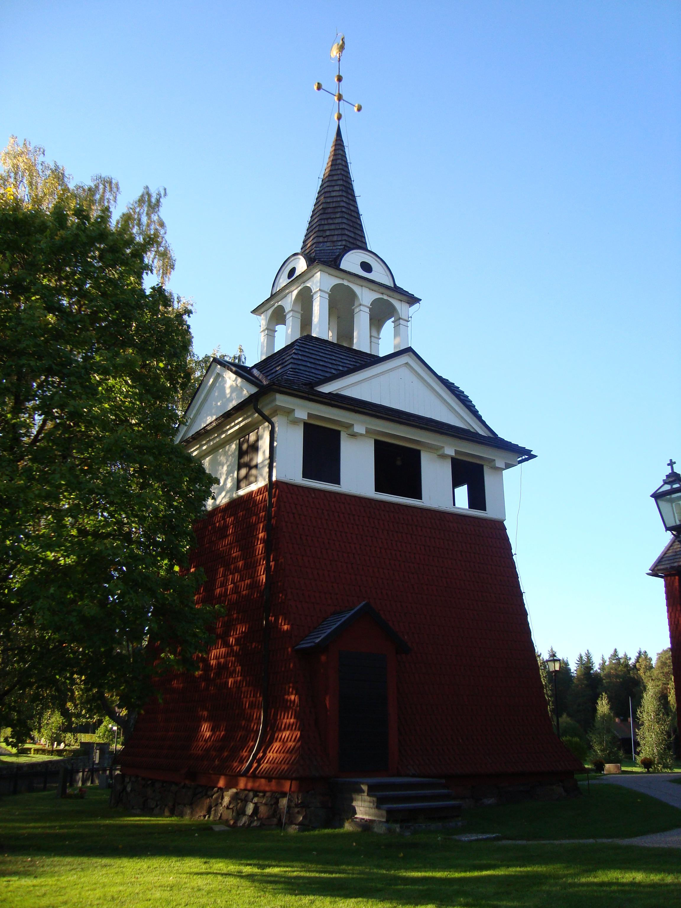 Bild av Sundborns kyrka