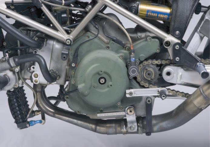 Ducati Supermono Supermonomotor