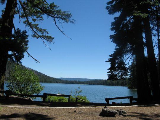 Suttle Lake (Oregon) - Wikipedia