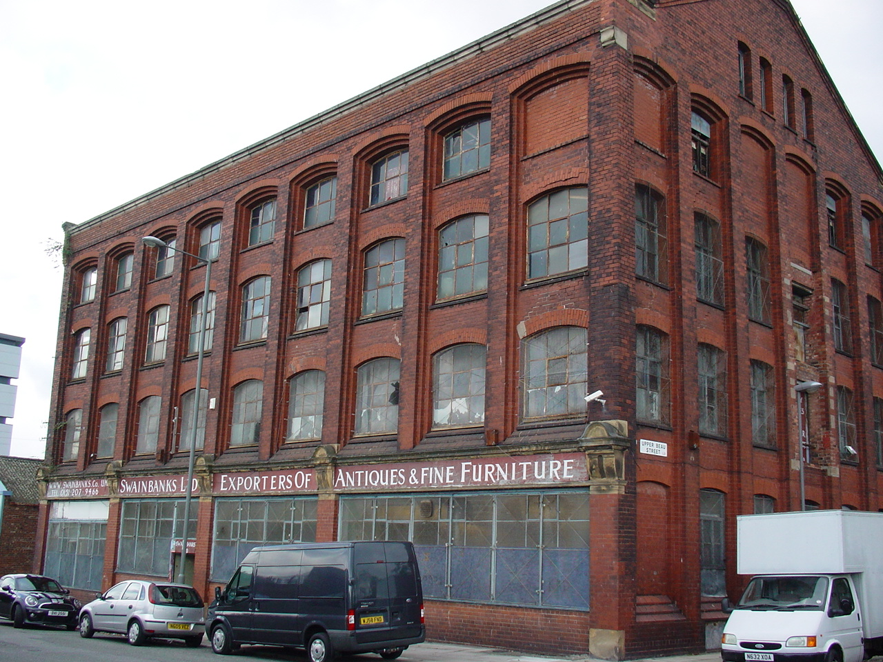 File swainbanks fox street liverpool 2 jpg wikimedia for C furniture warehouse bradford