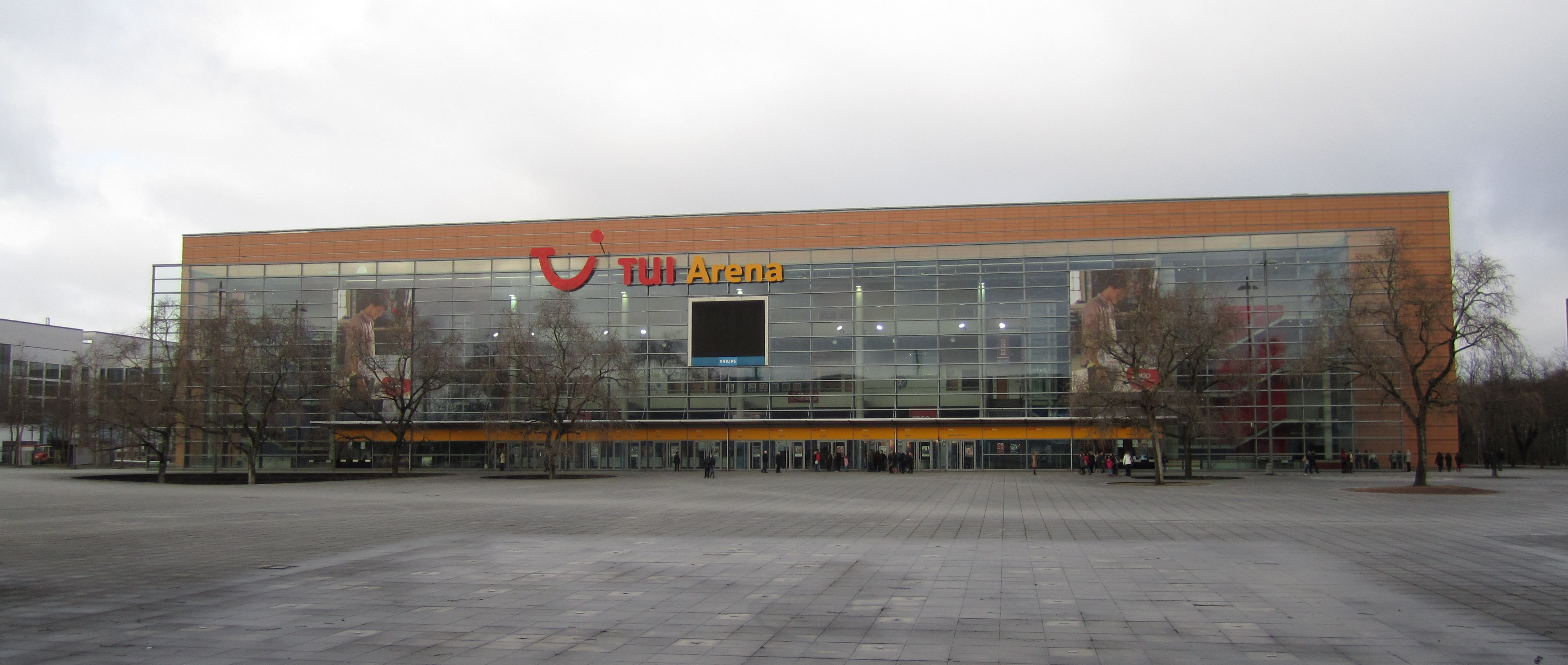 Anfahrt zur TUI Arena - Tickets