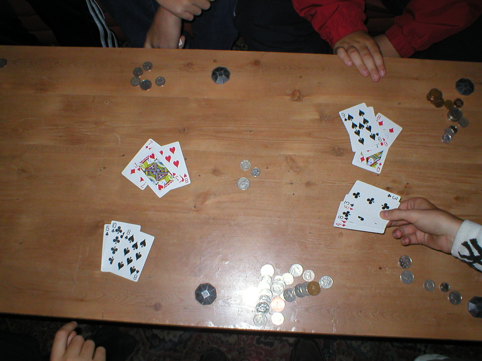 photograph relating to Printable Rules for Hand and Foot Card Game named 10 pennies - Wikipedia