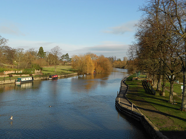 Thames from Wallingford