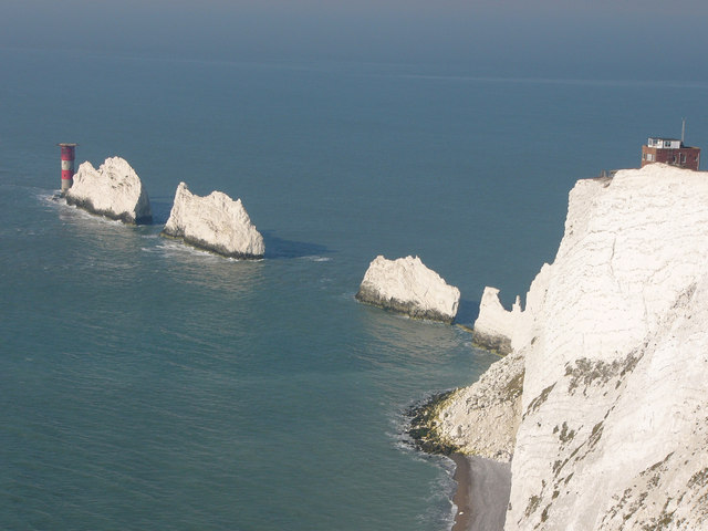 The Needles - geograph.org.uk - 697031