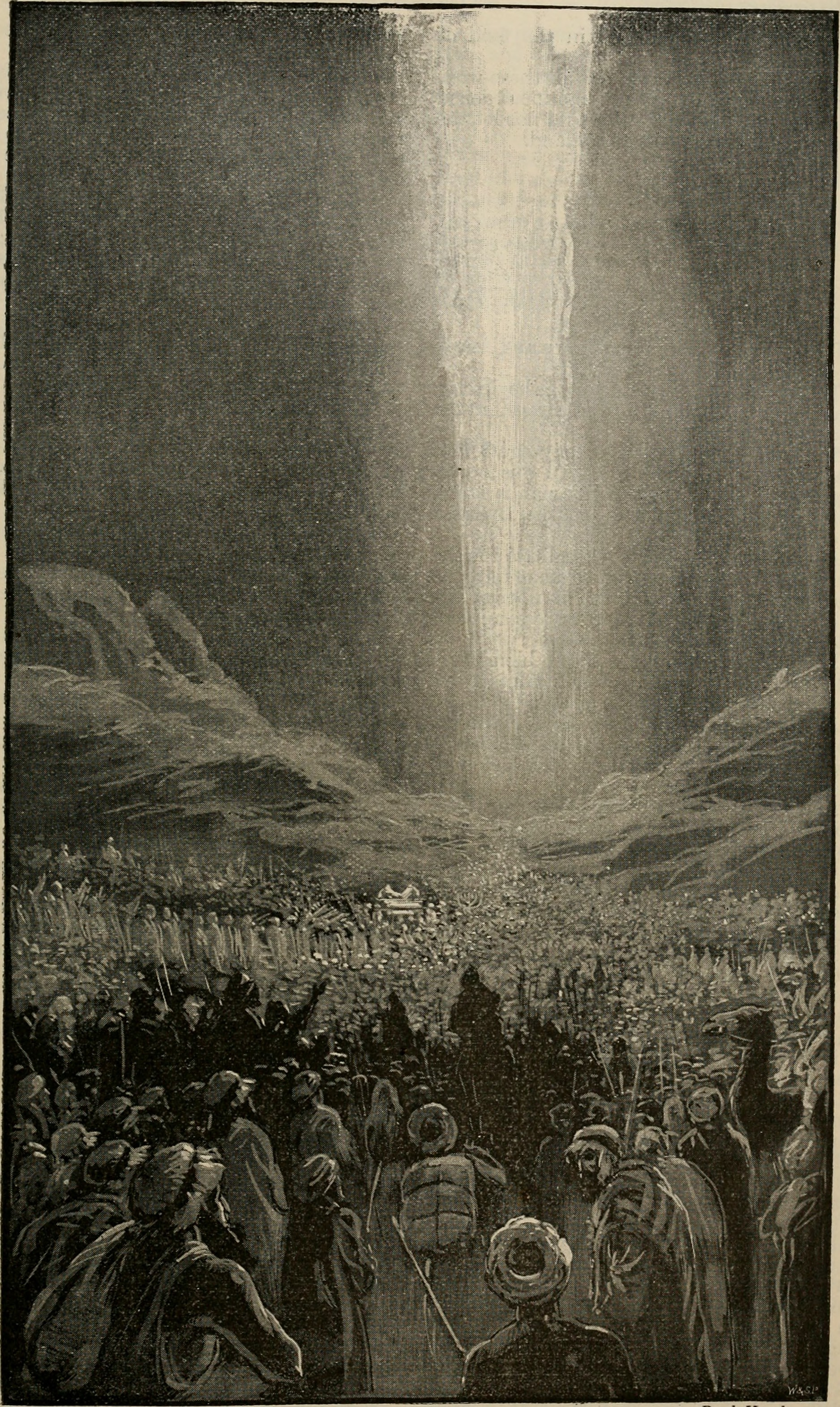 Pillar of Fire (theophany) - Wikipedia