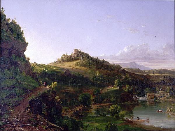 File:Thomas Cole - Catskill Scenery.jpg