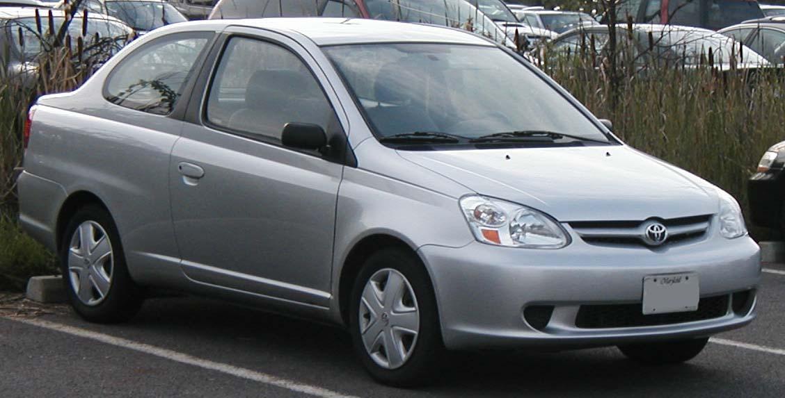 Toyota Echo  Car Battery
