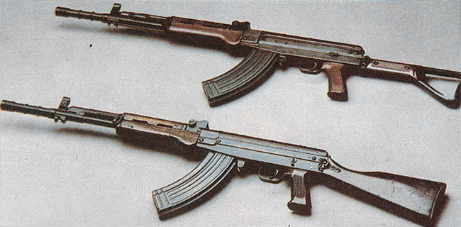 جميع الأسلحة المستخدمة من طرف الجيش الجزائري Type-81rifle