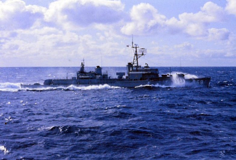 Brownson USS Brownson (DD...