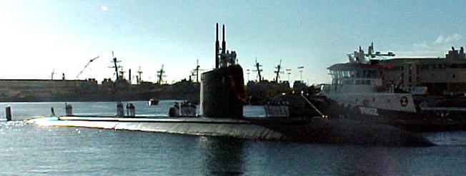 USS Santa Fe (SSN-763) - Wikipedia