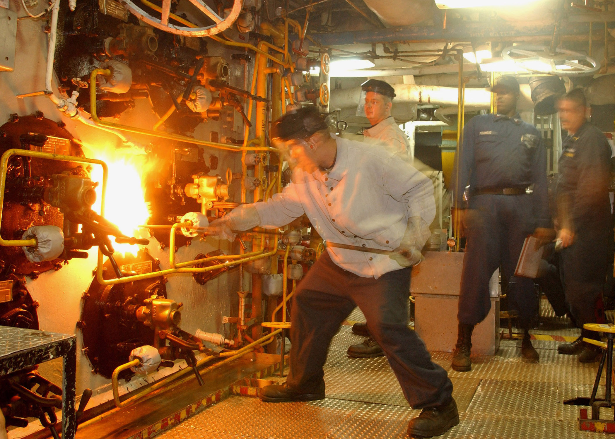 Boiler Room Wiki
