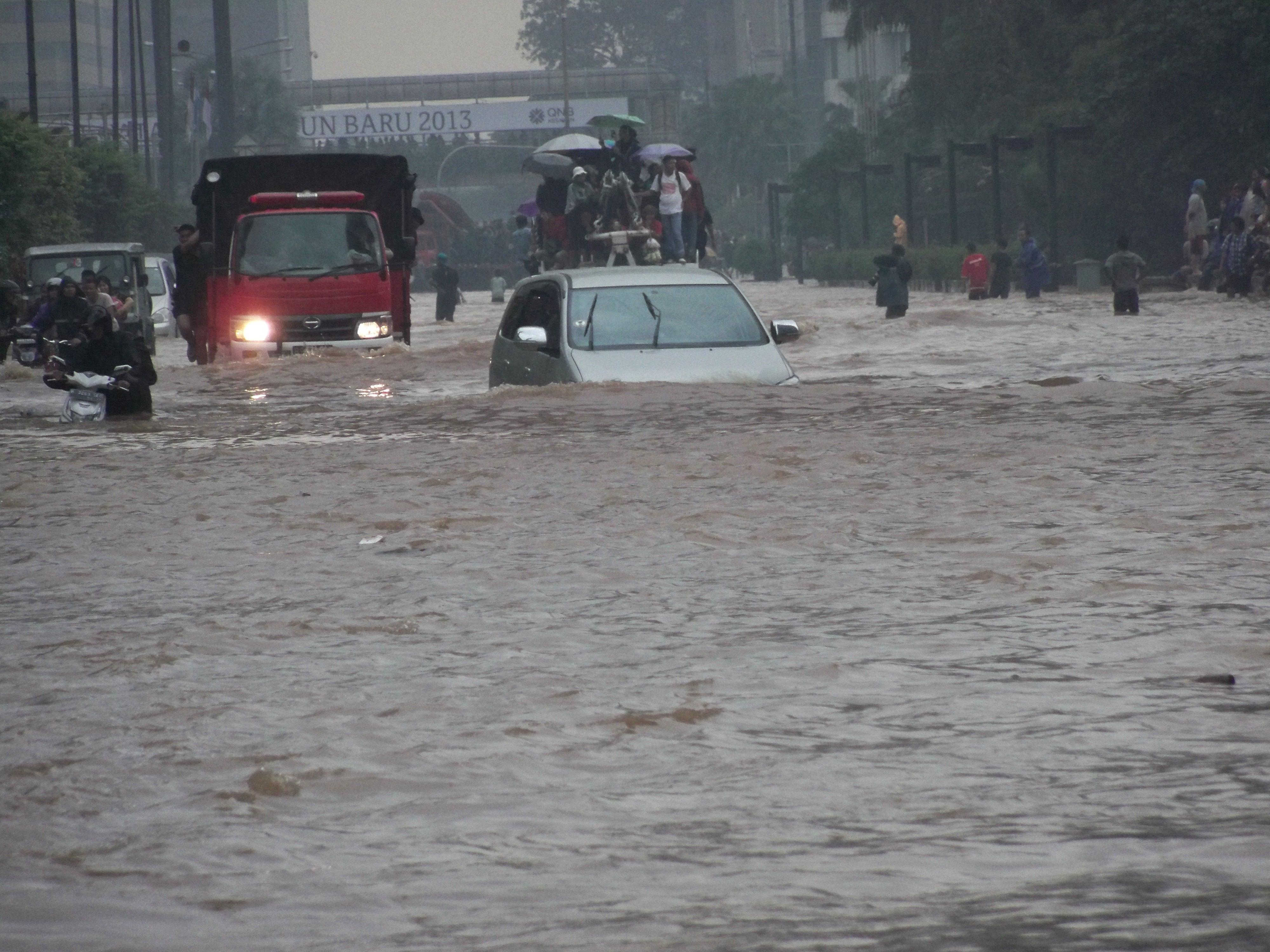 Floods in Jakarta - Wikipedia