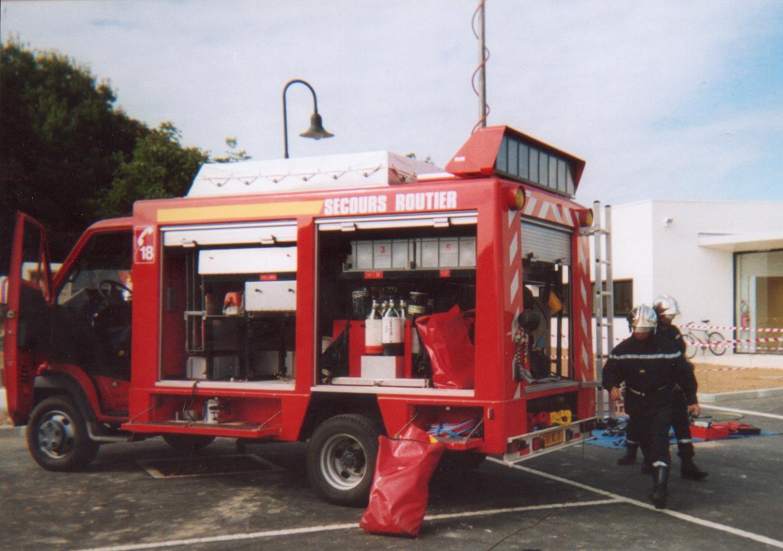 File vehicule de secours routier la rochelle demo ste soulle wi - Secours catholique la rochelle ...