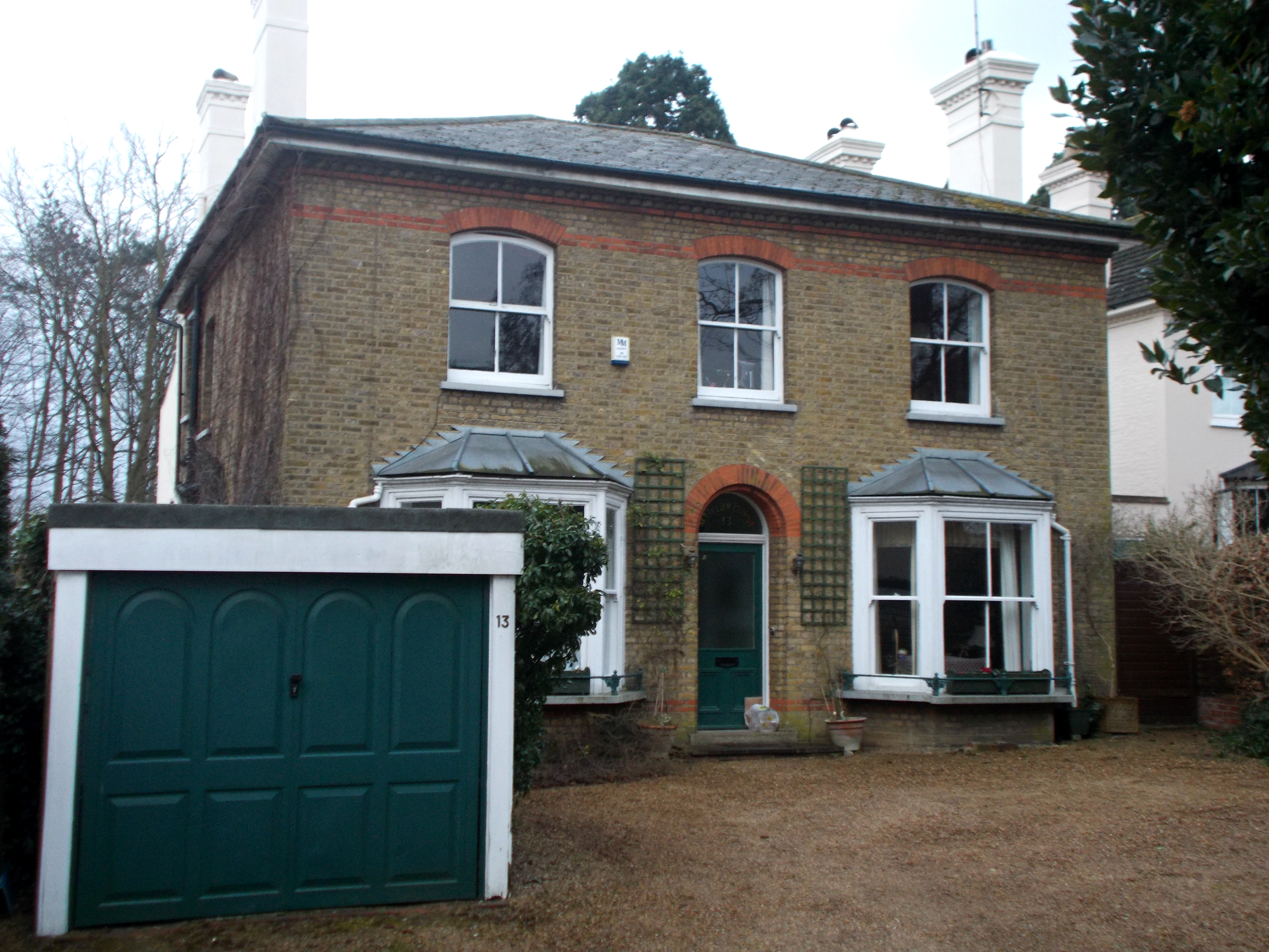 file victorian house worcester rd sutton surrey greater london
