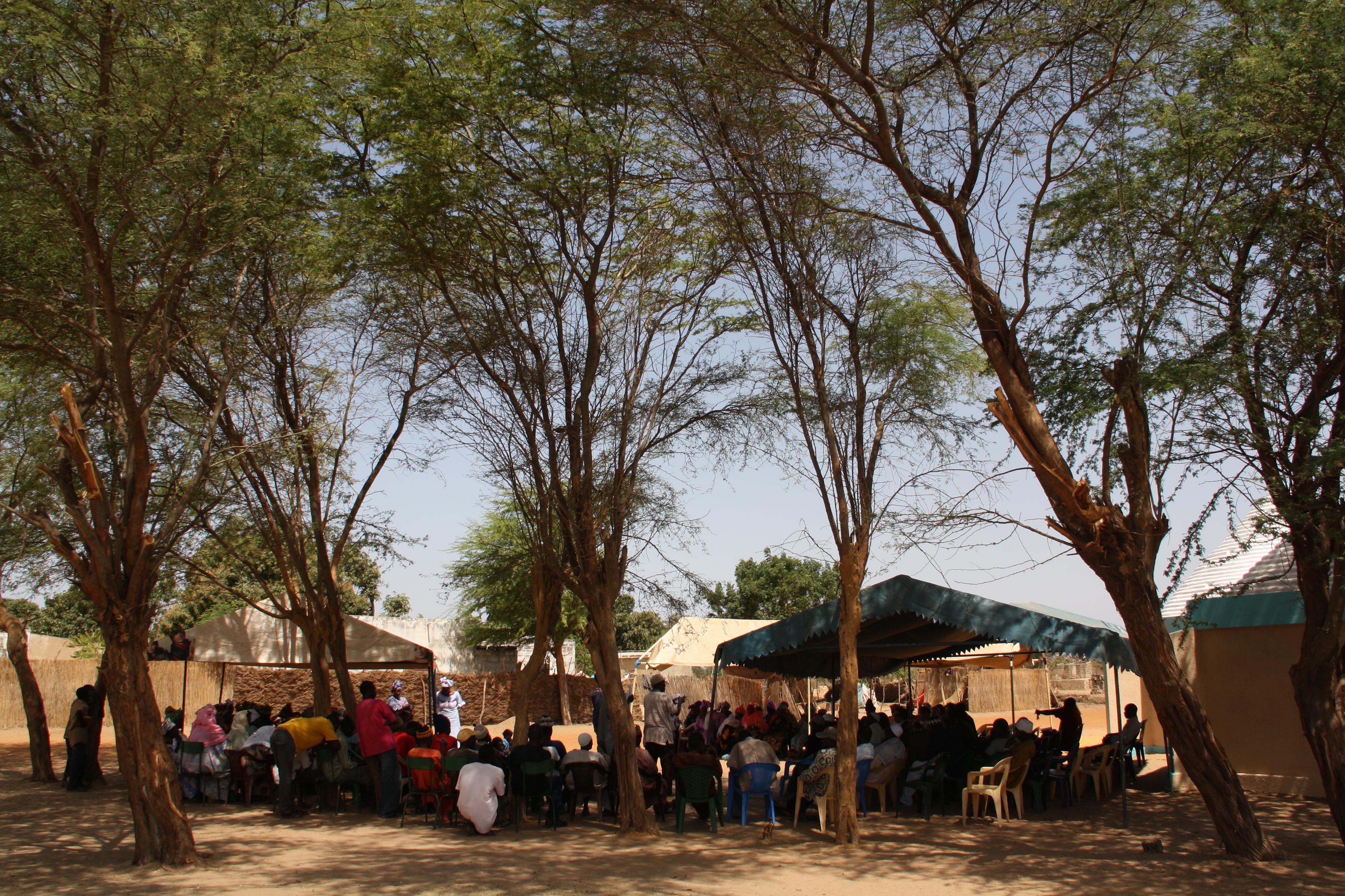 Village gathering (8592452962).jpg