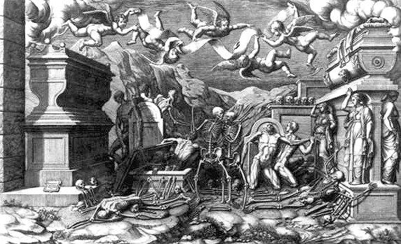 Depiction of Libro de Ezequiel