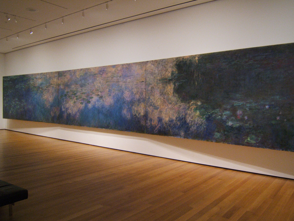 file wla moma claude monet reflections of clouds on the water lily wikimedia commons. Black Bedroom Furniture Sets. Home Design Ideas