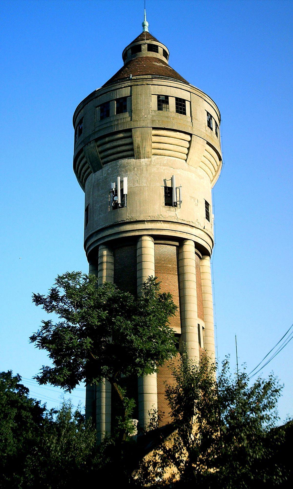 Wasserturm (Iosefin)