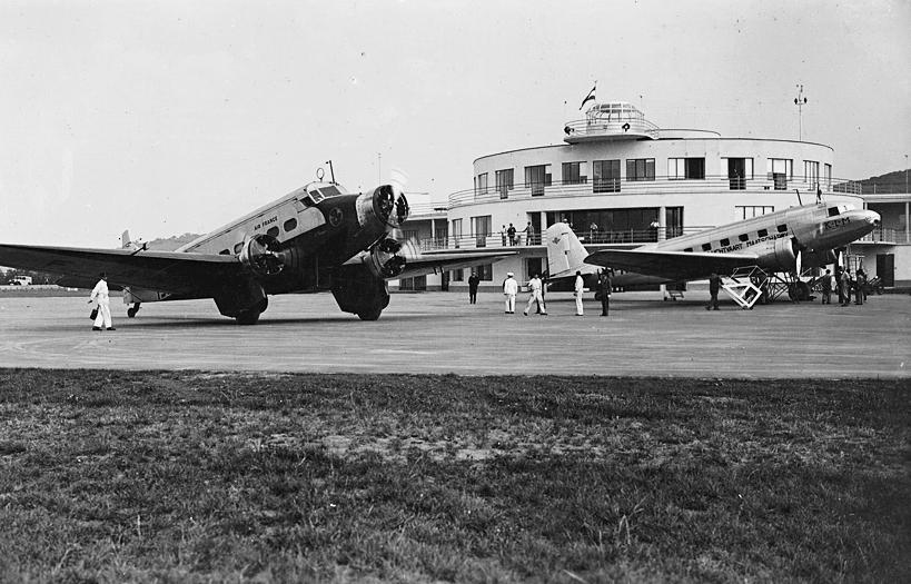 maquette avion de ligne