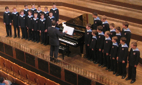 Vienna Boys' Choir - Wikipedia