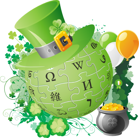 File:Wikipedia St Patrick's Day.png