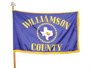 File:Williamson County, Texas flag.png